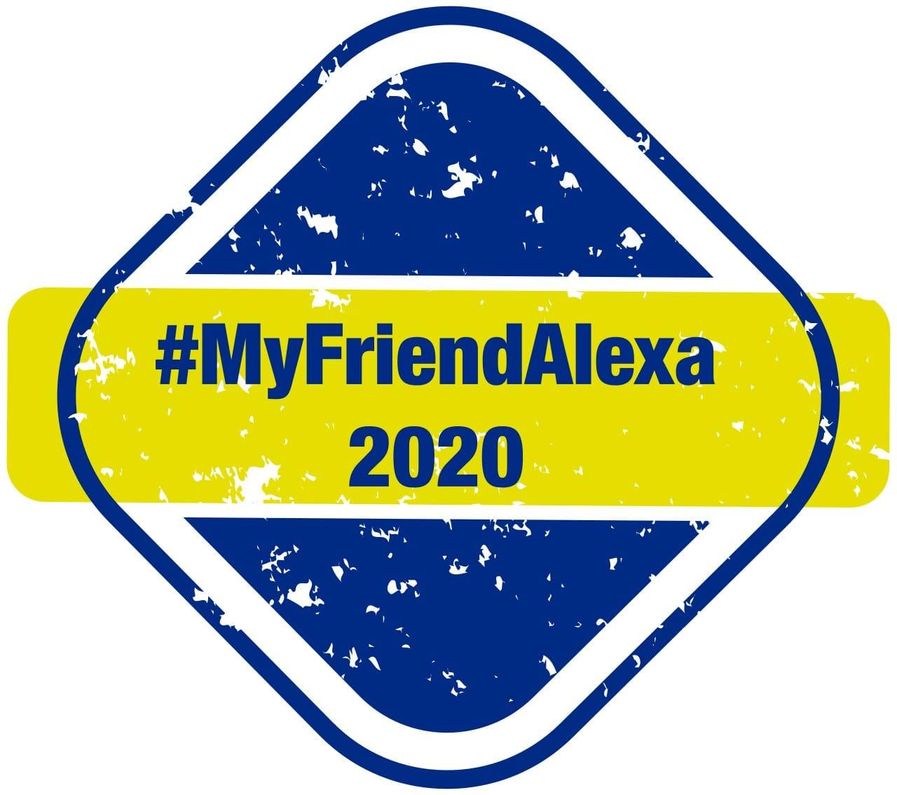 #MyFriendAlexa